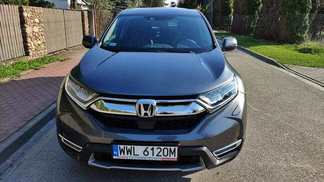 Honda CR-V Hybryda 2.0 184KM AWD Skóra Navi LED Zadbana Błonie - zdjęcie 4