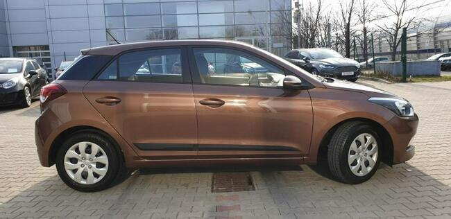 Hyundai i20 CLASSIC PLUS Warszawa - zdjęcie 4