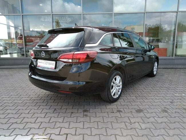 Opel Astra 1.4 150 km salon pl bogata wersja Bełchatów - zdjęcie 5