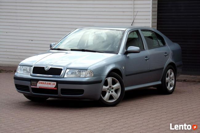 Škoda Octavia Klimatyzacja / Gwarancja / 1,6 / MPI /2006 Mikołów - zdjęcie 4