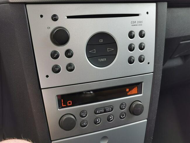 Opel Meriva 1.6 B 100 KM Jedyne 140 tys. km Klimatron z Niemiec Rzeszów - zdjęcie 12