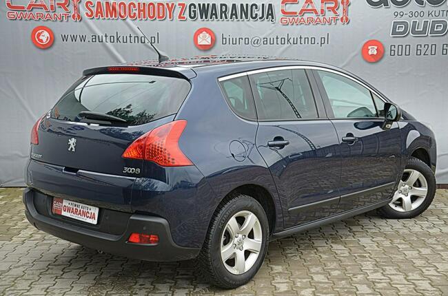 Peugeot 3008 1,6 HDI Gwarancja Raty Zamiana Opłacony Kutno - zdjęcie 12