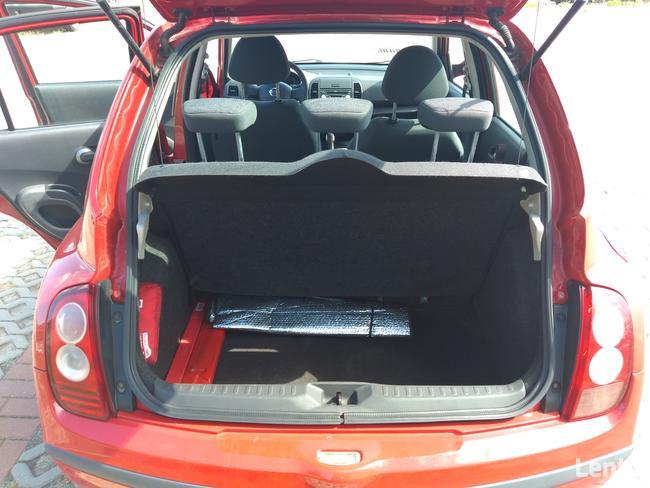 Nissan Micra K12 Zielona Góra - zdjęcie 6