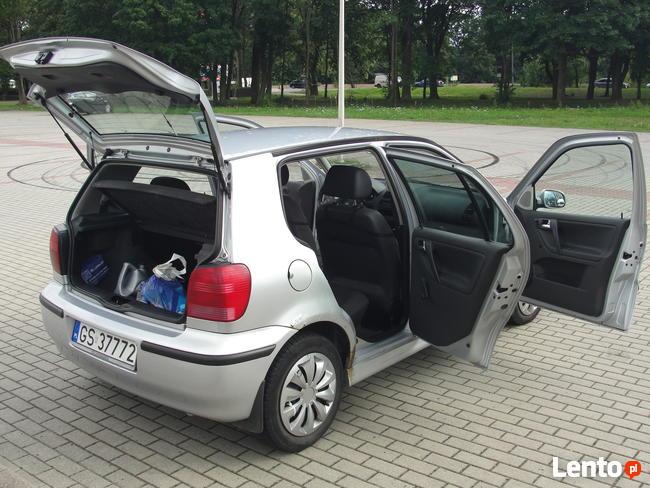 Gratka. VW Polo 1.4, model 6N2, 75 KM, benzyna, rocznik 2001 Bełchatów - zdjęcie 2