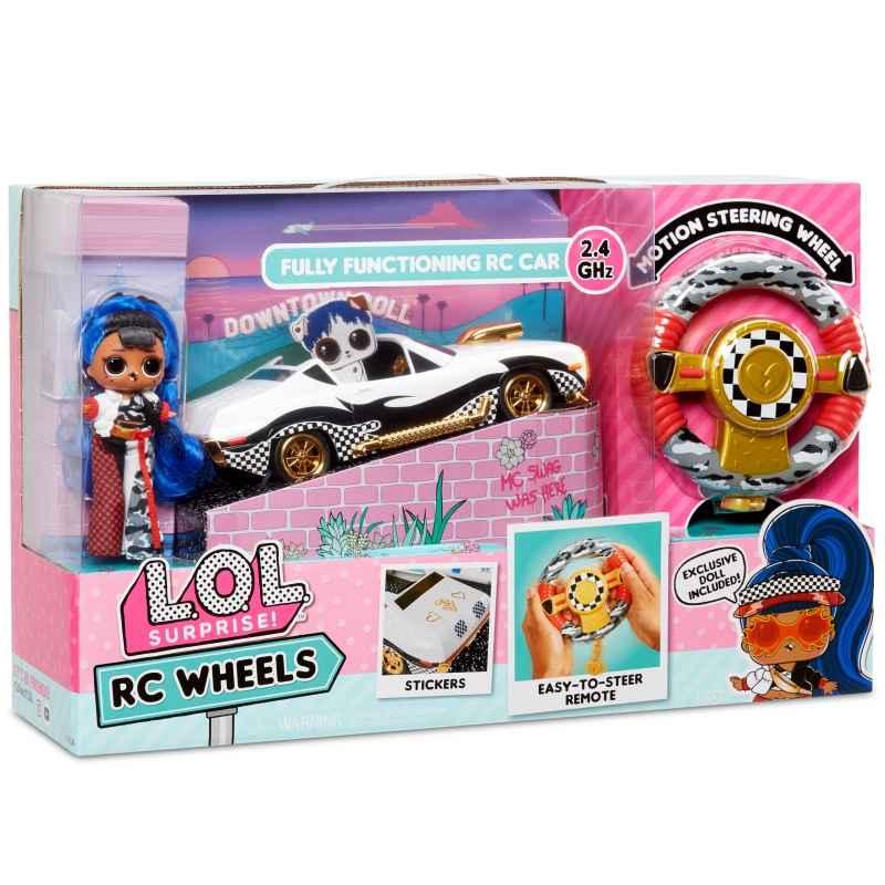 PROMOCJA Samochód dla lalki L.O.L Surprise J.K. R/C Wheels lalka Galiny - zdjęcie 6
