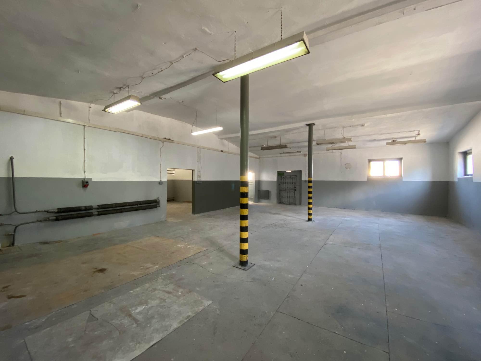 hala produkcyjna z obiektem biurowym Krapkowice - zdjęcie 2