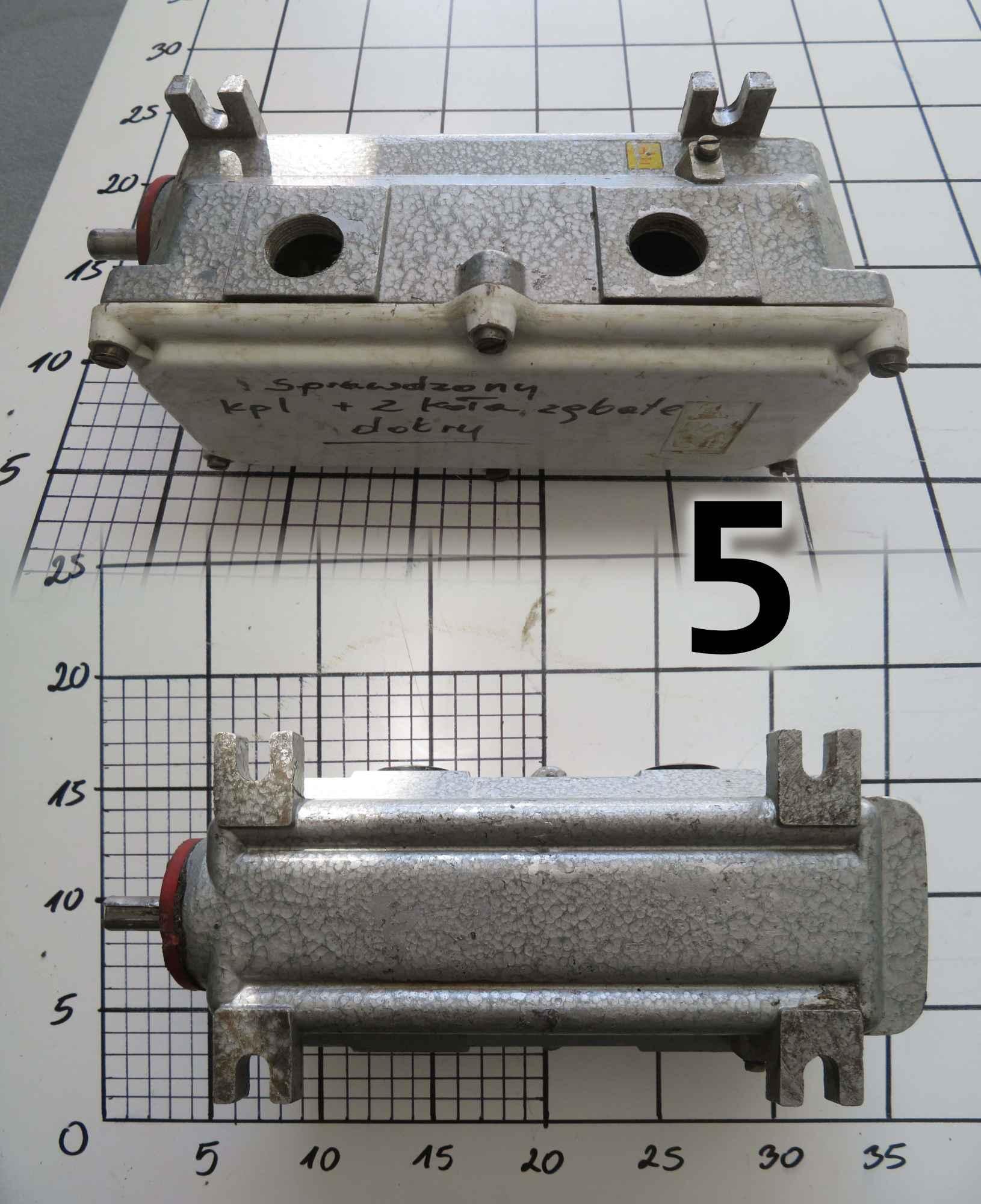 Części do żurawia ŻB 75/100, dźwig, elementy używane Luboń - zdjęcie 6