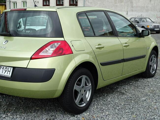 Renault Megane Benzyna Zarejestrowany Ubezpieczony Elbląg - zdjęcie 4