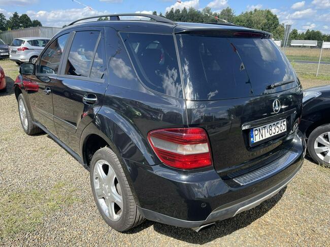 Mercedes ML 280 Zarejestrowany, navi, automat, 4x4! Zbąszyń - zdjęcie 12