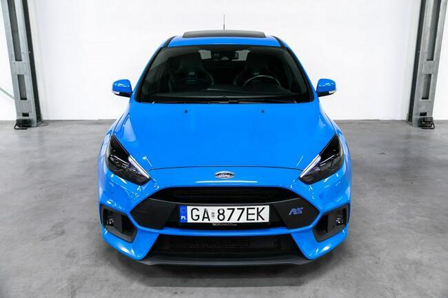 Ford Focus RS 2.3 EcoBoost 350KM, Salon PL, 100% bezwypadkowy, FV 23%. Węgrzce - zdjęcie 6