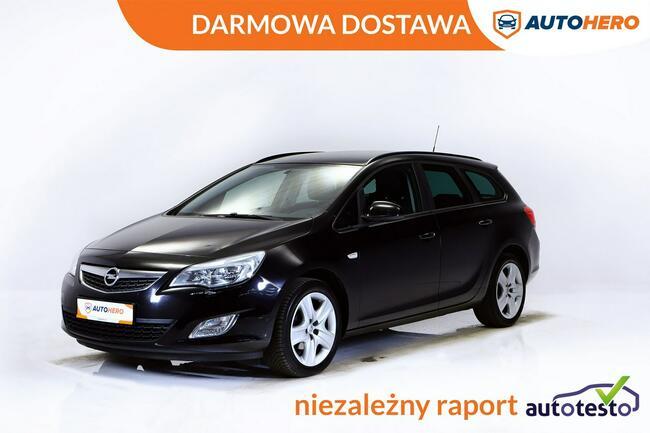 Opel Astra DARMOWA DOSTAWA, 140KM, Klima, Tempomat, Grzane fotele, PDC Warszawa - zdjęcie 1