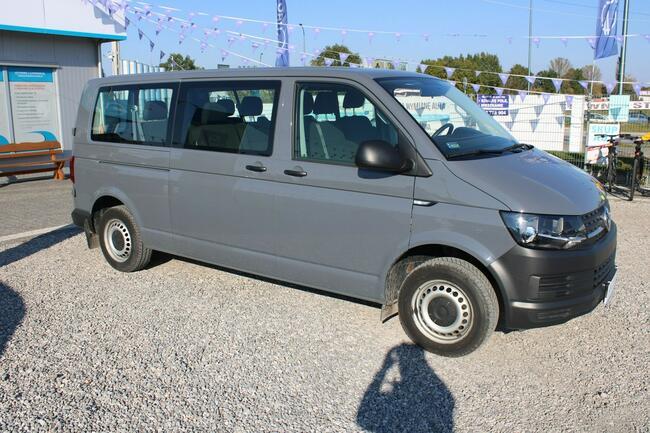 Volkswagen Transporter F-Vat,Gwarancja,Salon Polska,9-osób,LONG Warszawa - zdjęcie 12