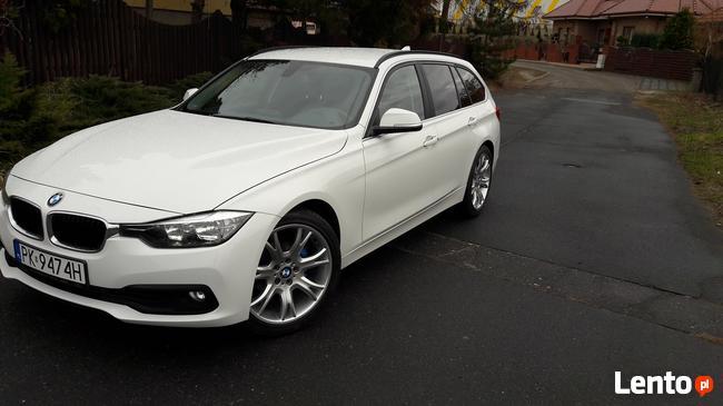 BMW 3 F30 Diesel.20l 150 KM. lift Kalisz - zdjęcie 1