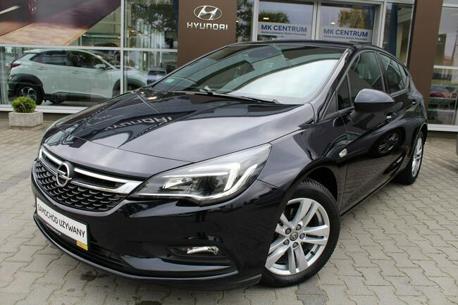 Opel Astra 1.4 Turbo 150KM Dynamic 1 wł. Salon PL FV23% Łódź - zdjęcie 3