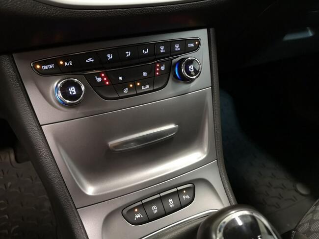 Opel Astra 1.6 110 KM, faktura VAT 23%, opłacony, transport GRATIS Niepruszewo - zdjęcie 11
