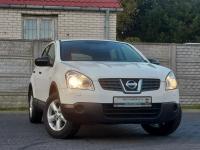 Nissan Qashqai 1,6i 115KM Tempomat/Alu/Serwis/AUX/GwArAnCjA Węgrów - zdjęcie 2