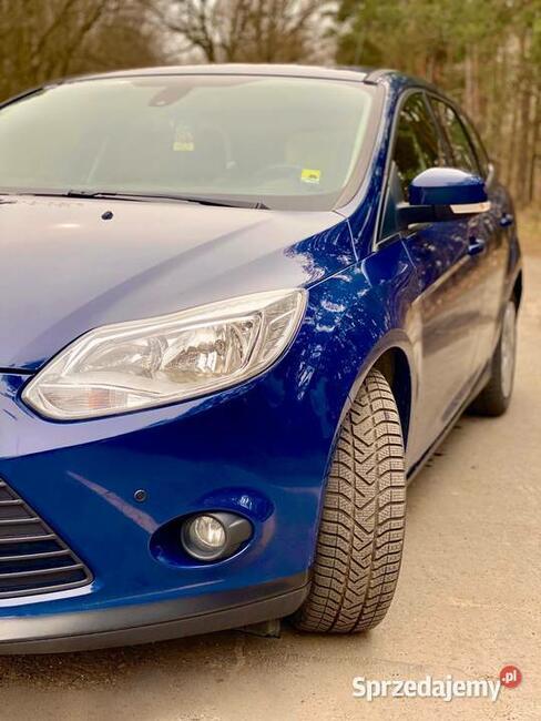 Ford Focus kombi 1,6 tdci Pewniak Wawer - zdjęcie 8