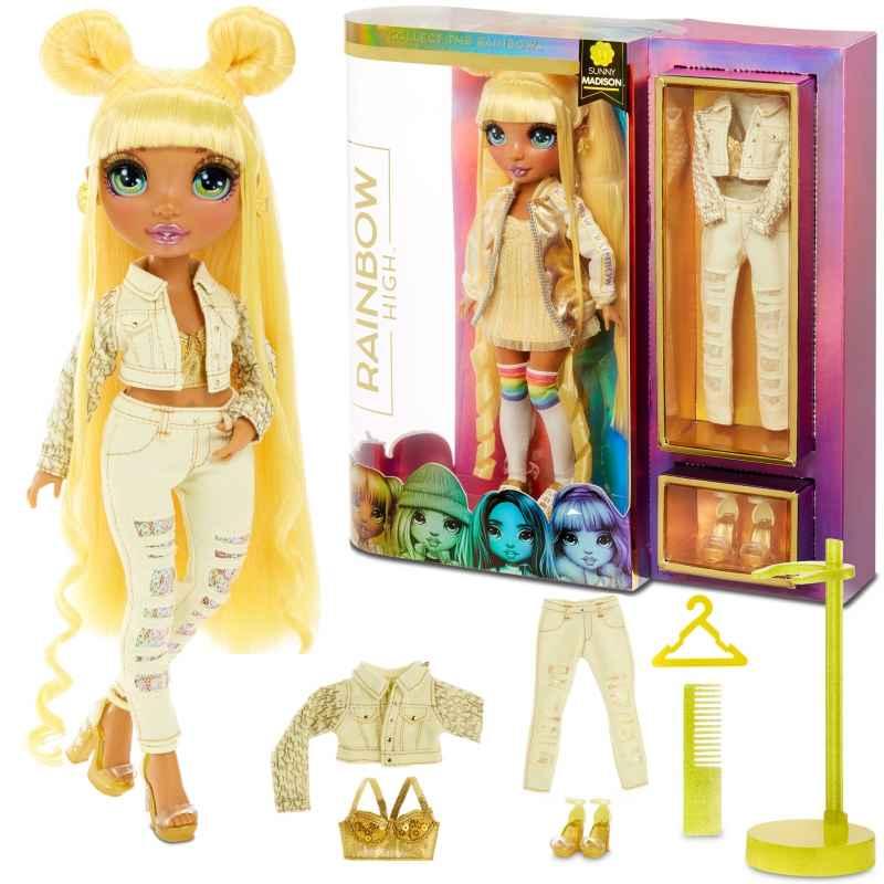 L.O.L Rainbow High Fashion Doll - Sunny Madison lalka Galiny - zdjęcie 5