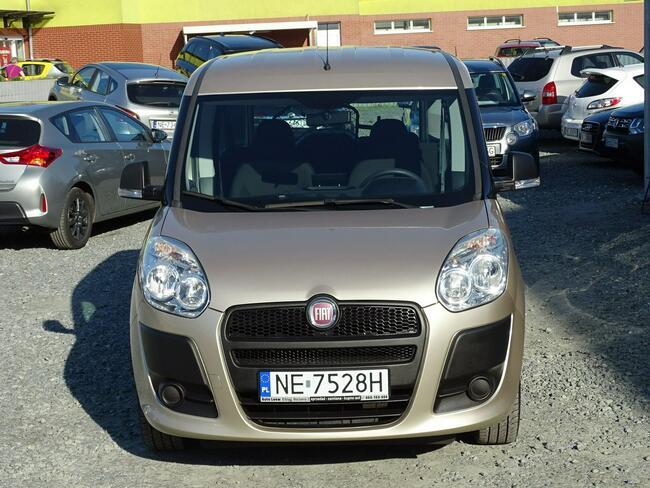 Fiat Doblo Benzyna Zarejestrowany Ubezpieczony Elbląg - zdjęcie 12