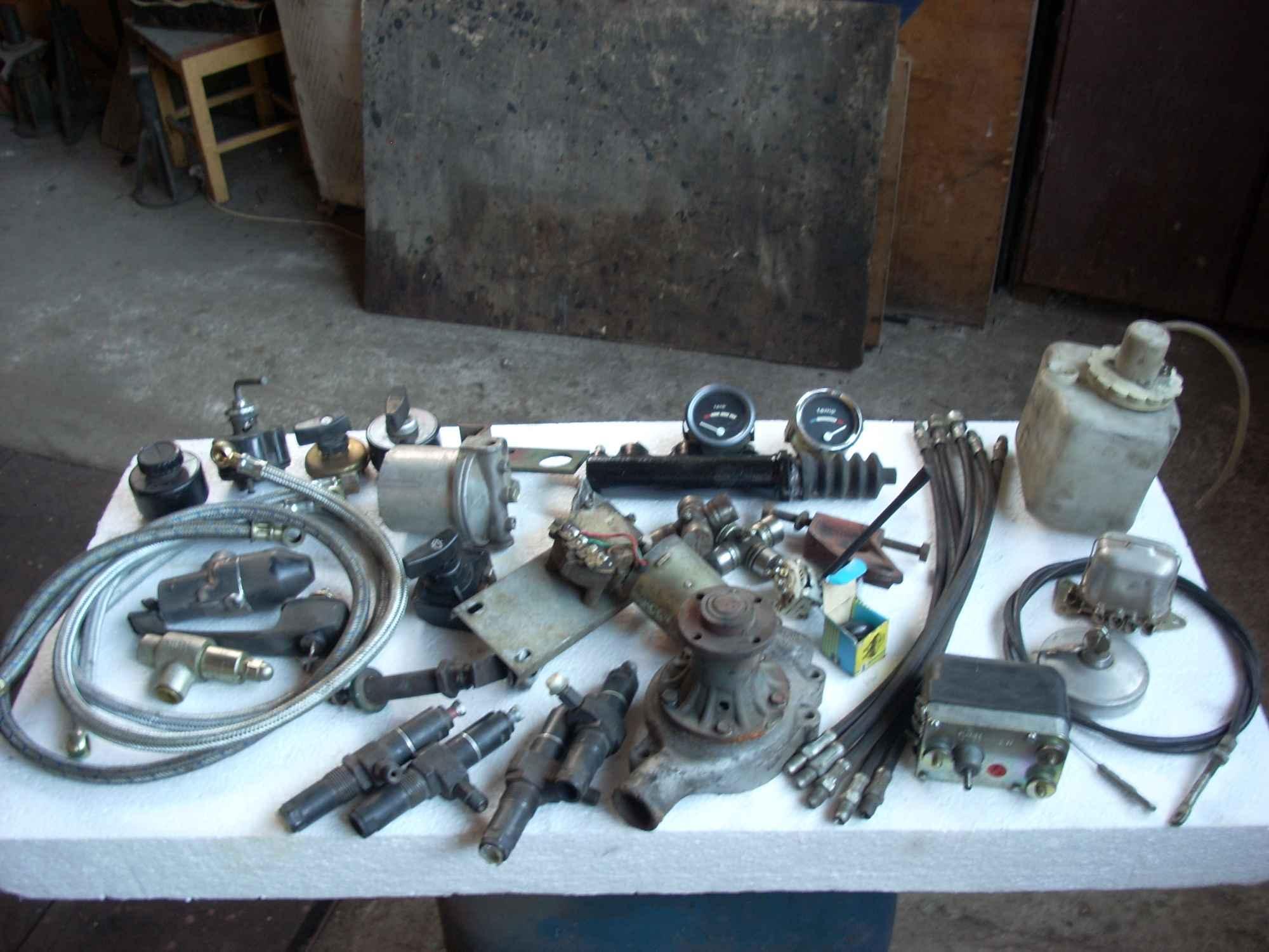 Multicar części Marki - zdjęcie 4