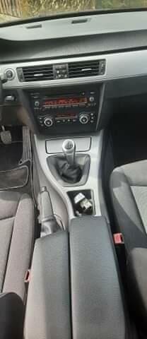 BMW Seria 3 E90 2007r. Sprowadzony z Niemiec Bruśnik - zdjęcie 2