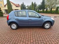 Dacia Sandero z Niemiec 1,4 benzyna 75 KM tylko 66 tys. przebieg Rzeszów - zdjęcie 4