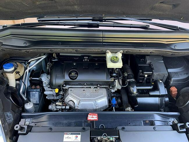 Citroen C4 Picasso Benzyna Climatronic Gwarancja Kutno - zdjęcie 12