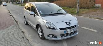 Peugeot 5008 1,6 e-HDI 112KM 2013r zarejestrowany Skarżysko-Kamienna - zdjęcie 1