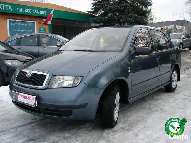 Škoda Fabia 1.2 HTP 65 KM Salon PL Piła - zdjęcie 1
