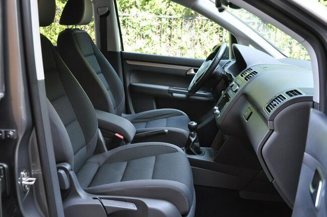 Volkswagen Touran 1,6TDI Nawi  Alum Gwarancja Zabrze - zdjęcie 10