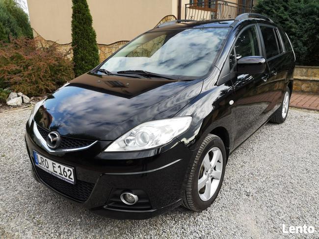Mazda 5 2010r, Po Liftingu, Org. Lakier, Przebieg Tylko 142tys km Radom - zdjęcie 3