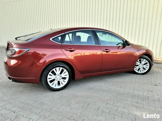 Mazda 6 Gwarancja VIP-Gwarant Serwisowany Bezwypadkowy Częstochowa - zdjęcie 3