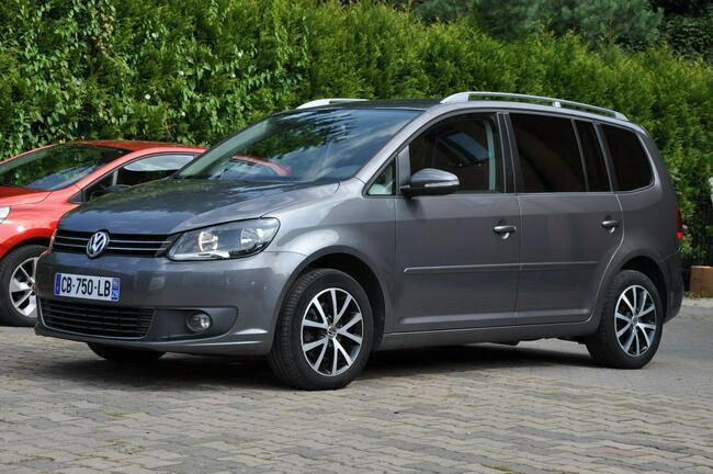 Volkswagen Touran 1,6TDI Nawi  Alum Gwarancja Zabrze - zdjęcie 5