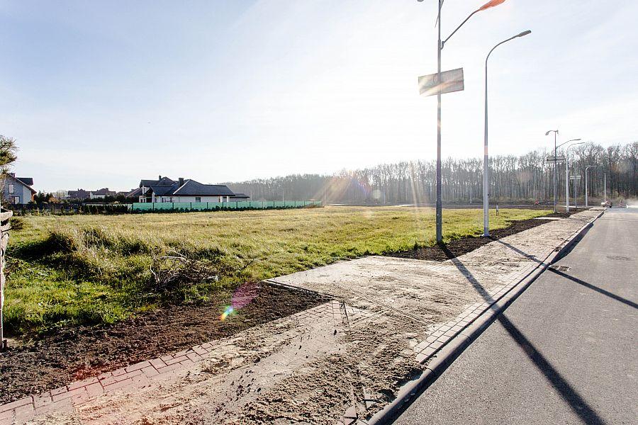 Świdnik, działka budowlana, 1120m2, asfalt Świdnik - zdjęcie 1