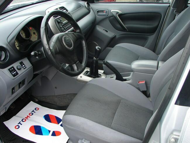 Toyota RAV-4 2.0 D4D 115 KM 4X4 Klima Piła - zdjęcie 6