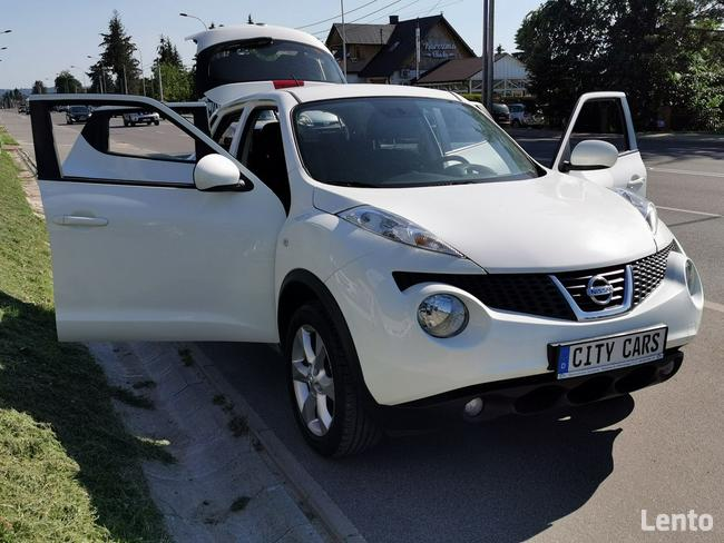 Nissan Juke 1.6 B 117 KM Jedyne 84 tys. km 1 właściciel z Niemiec Rzeszów - zdjęcie 8