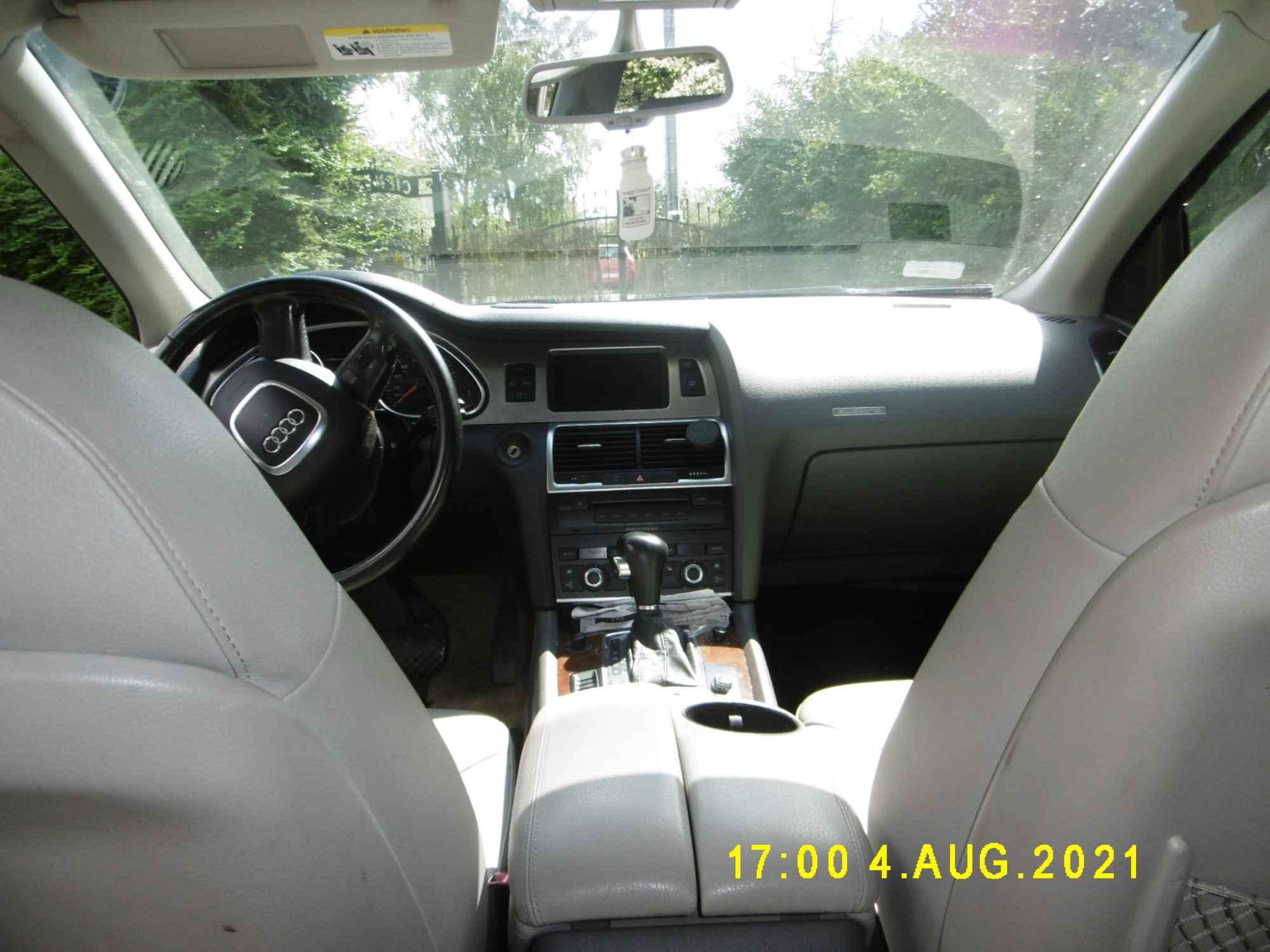 Sprzedam samochód osobowy  AUDI Q7 05-09 typ Q7 4,2 FSI QUATTRO Słupsk - zdjęcie 3