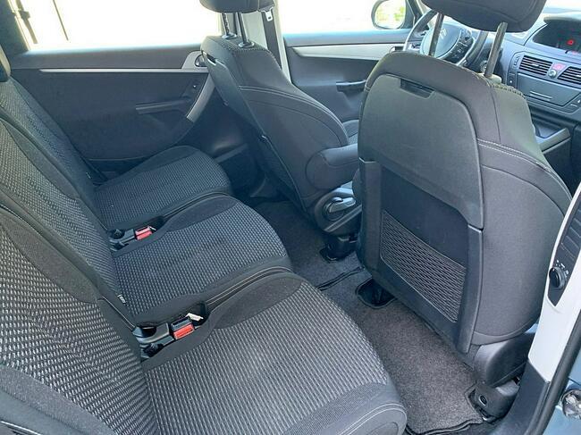 Citroen C4 Picasso Benzyna Climatronic Gwarancja Kutno - zdjęcie 9