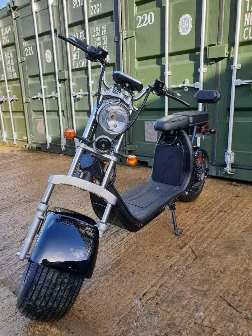 3000 Watts Newest fat Tyre  Citycoco Electric Scooter Zabagnie - zdjęcie 3