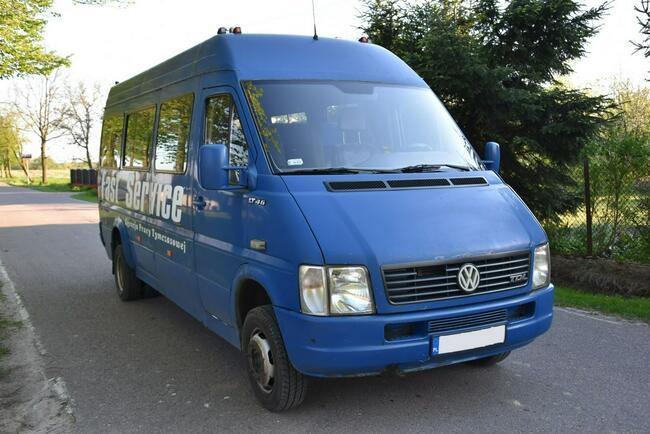 Volkswagen LT 46 2.5TDi 102KM 1999r. AUTOBUS 26 Osób OKAZJA Kampinos - zdjęcie 4