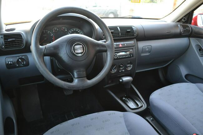 Seat Leon Stella*Klimatyzacja*1.6 SR* Częstochowa - zdjęcie 7