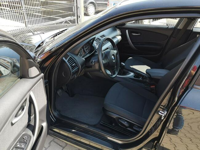 BMW 116 2009, Klimatronik, Przebieg Tylko 132tyś km, Z Niemiec Radom - zdjęcie 7