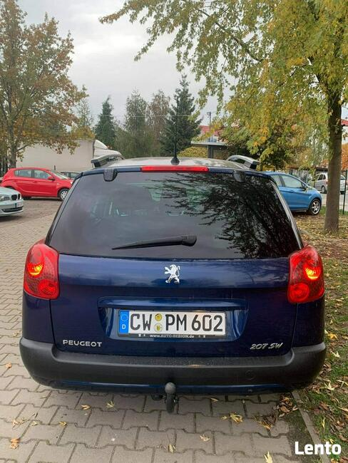 Peugeot 207 SW nowy rozrząd Poznań - zdjęcie 12
