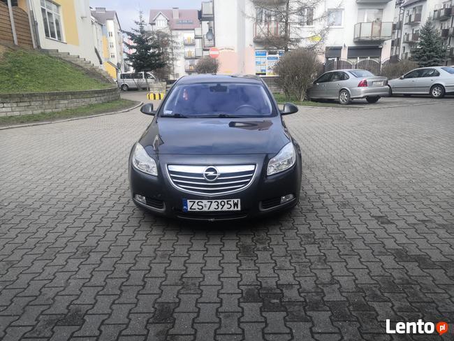 Sprzedam samochód Opel Insignia Gryfino - zdjęcie 1