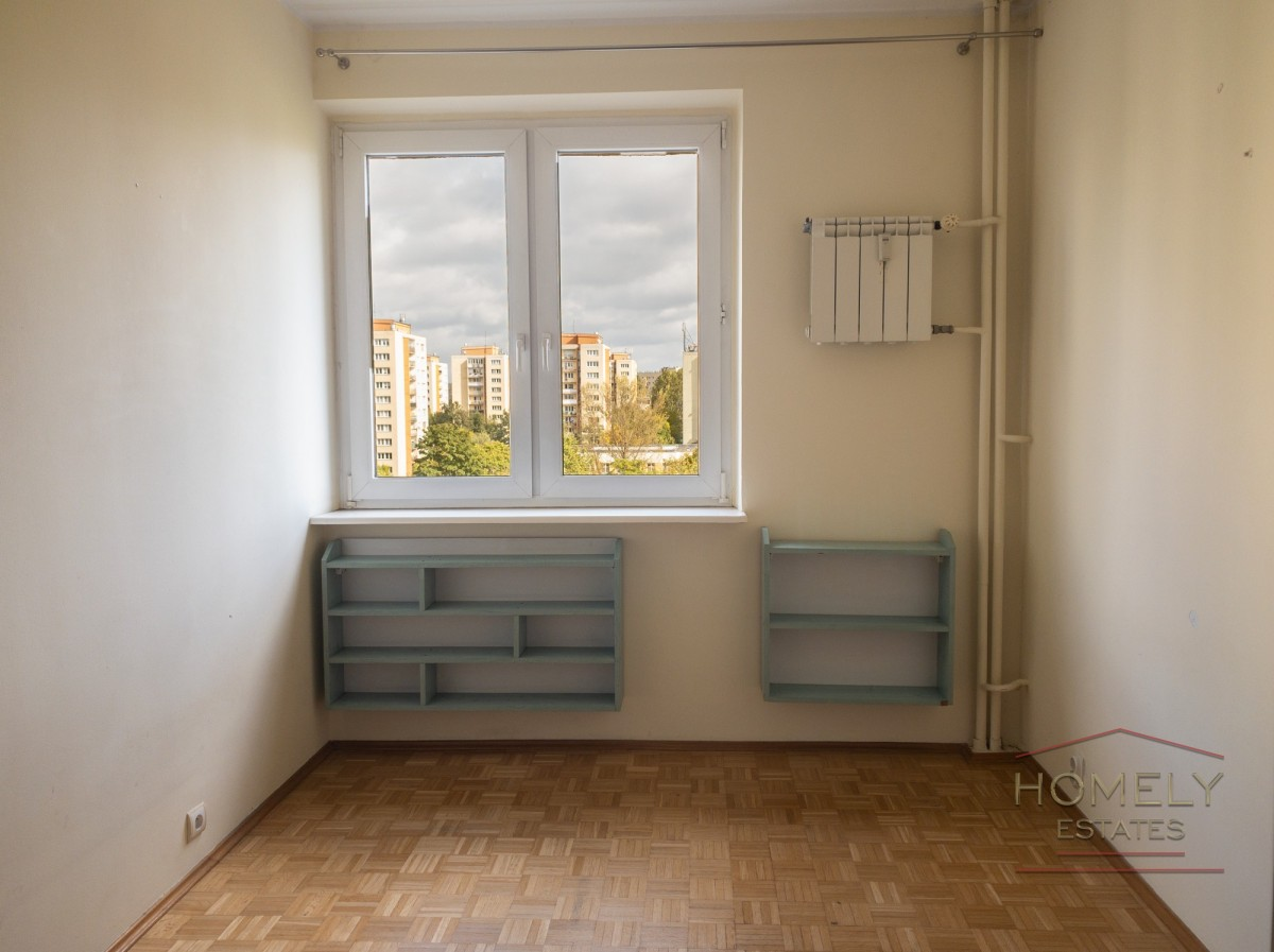 Dwupokojowe mieszkanie na Stegnach   Mokotów Mokotów - zdjęcie 3