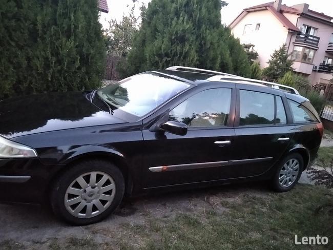 zamienie Renault Laguna II na przyczepkę Ostrowiec Świętokrzyski - zdjęcie 3
