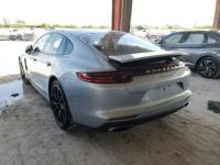 Porsche Panamera 2018, 3.0L, porysowany lakier Warszawa - zdjęcie 3