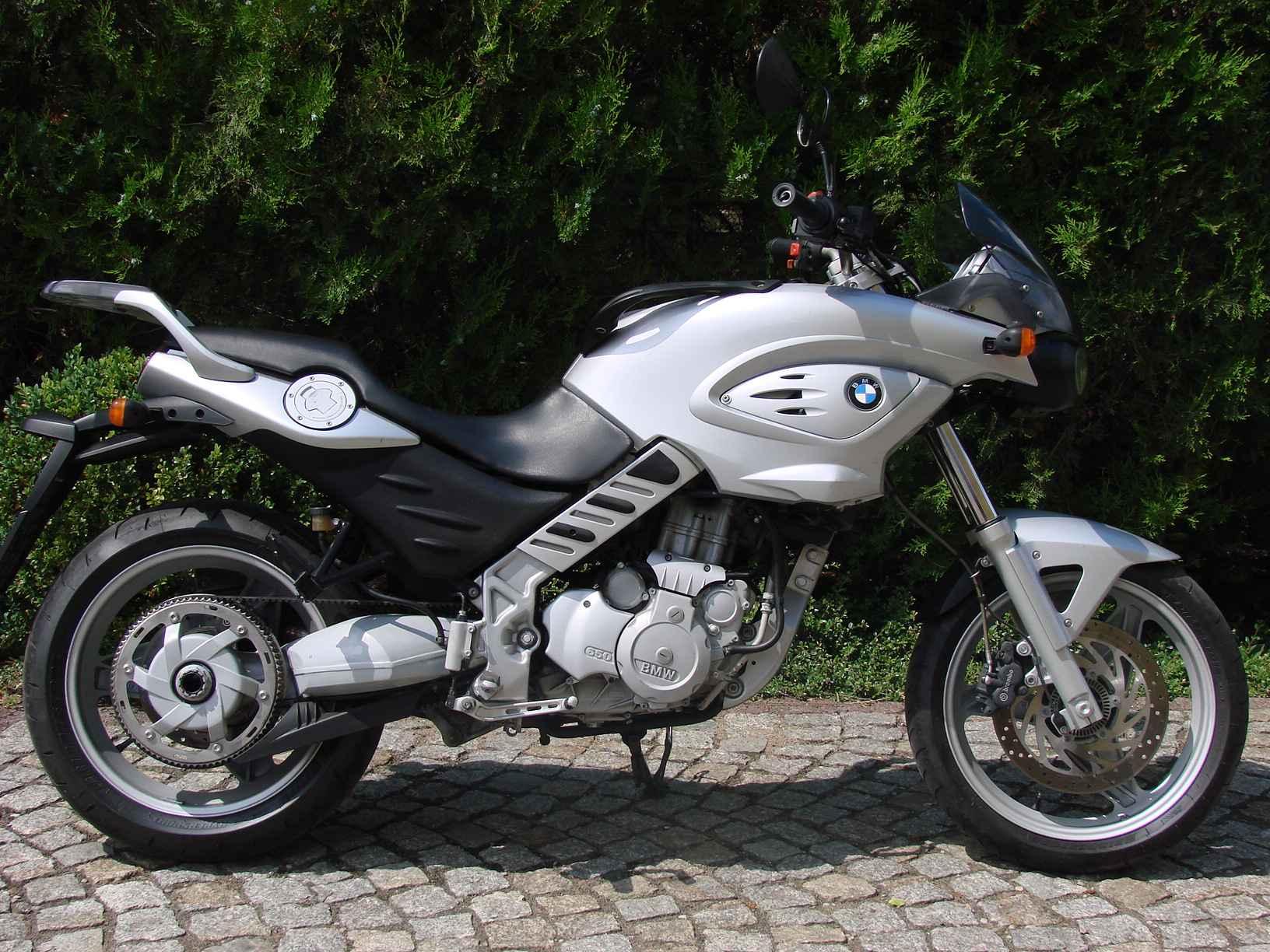 BMW F 650 CS ABS Śrem - zdjęcie 1