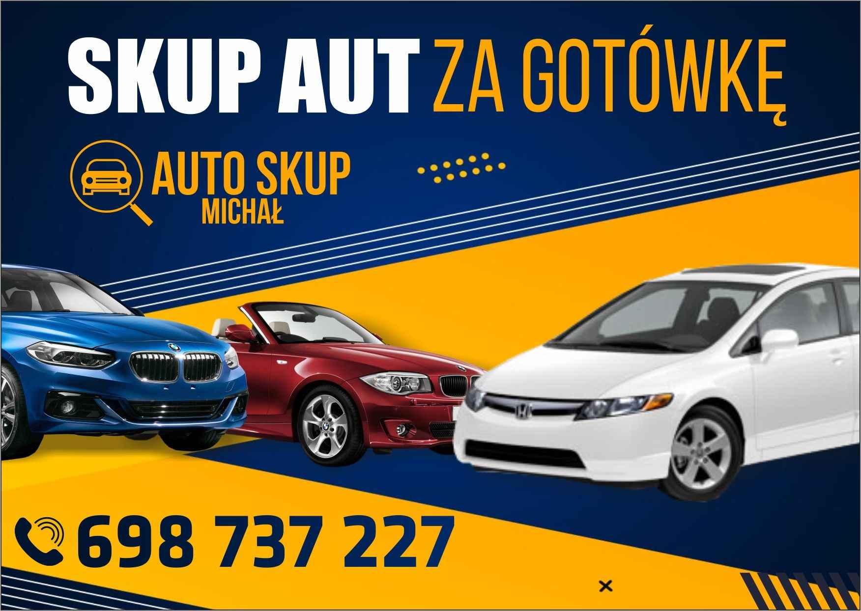 Skup Aut-Skup Samochodów #Wołomin i okolice# Najwyższe CENY! Wołomin - zdjęcie 1