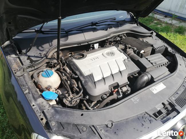 VW Passat B6 2.0 TDI CR 140 KM 2009r Bełchatów - zdjęcie 6